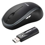 Мышь Trust Wireless Optical Mouse MI-4150K Black USB