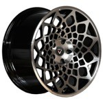 Колесный диск Vissol F-913 8.5x20/5x120 D74.1 ET18 matte graphite machined
