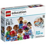 Конструктор LEGO Education PreSchool 45011 Люди мира
