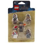 Конструктор LEGO Pirates of the Caribbean 853219 Боевой набор